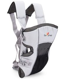 1st Step Baby Carrier - Grey
