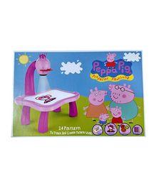 Peppa Pig Projector Painting - Purple