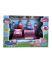 Peppa Pig Cash Register With Weighing Machine - Pink