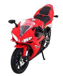 DealBindaas Metal Racing Bike - Red