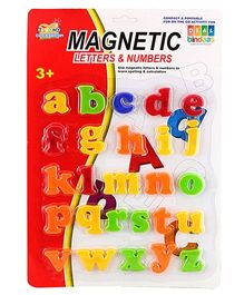 DealBindaas Magnetic Alphabets - Multi Color