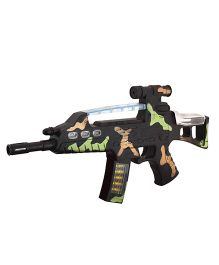 DealBindaas Power Real Action Toy Gun - Black