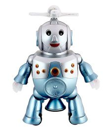 DealBindaas RoBot Dancing Led Light - Blue