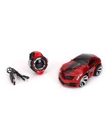 Turboz Smartwatch Voice Command Car - Red