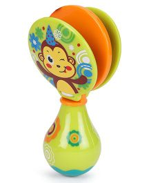 Sunny Orff Music Set Castanets Rattle - Green