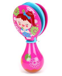 Sunny Orff Music Set Castanets - Pink