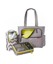 Skiphop Forma Pack & Go Tote - Grey