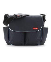 Skiphop Dash Deluxe Diaper Bag - Black