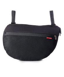 Skiphop Grab & Go Stroller Saddlebag - Black