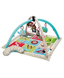 Skiphop Alphabet Activity Gym - Multi Color