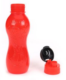 Chhota Bheem Sipper Water Bottle Red Black - 660 ml