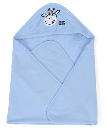 Mee Mee Hooded Towel MM-1571 - Blue