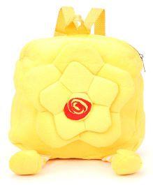 Wow Kiddos Sunflower Back Pack - Yellow