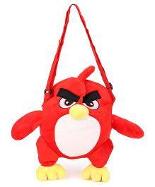 Wow Kiddos Bird Side Sling Bag - Red