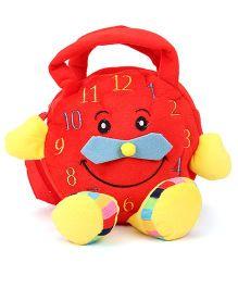 Wow Kiddos Clock Side Sling Bag - Red