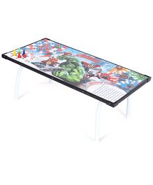 Marvel Avengers Print Multipurpose Toy Gaming Table - Multicolor