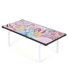 Disney Princess Print Multipurpose Toy Gaming Table - Multicolor