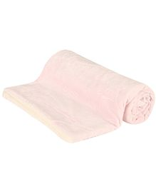 Knotty Kids Blanket - Pink