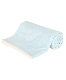 Knotty Kids Blanket - Blue