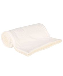 Knotty Kids Blanket - White