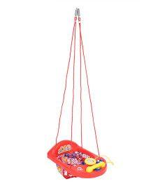 New Natraj Activity Swing - Red