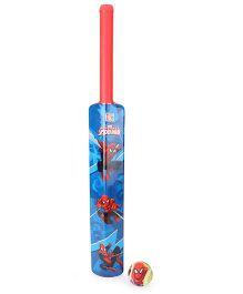 Spider-Man Bat and Ball Set - Blue Red