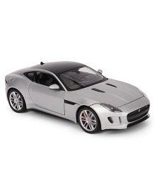 Welly Die Cast Jaguar XC90 - Grey Black