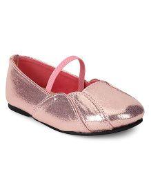 Bee Bee Beautiful Girl Shoes - Pink