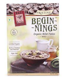 Pristine - Beginnings Ragi