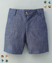 Bee Bee Stylish & Trendy Shorts - Blue