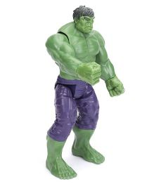 Marvel Avengers The Hulk Figure Green - 28 cm