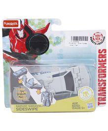 Funskool Transformers Sideswipe Car - Grey