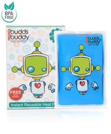 Buddsbuddy Magic Heat Pack - Blue