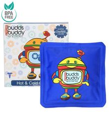 Buddsbuddy Hot & Cold Gel Pack - Blue