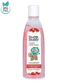 Buddsbuddy Hand Sanitizer Strawberry - 50 ml