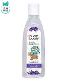 Buddsbuddy Hand Sanitizer Lavender - 50 ml