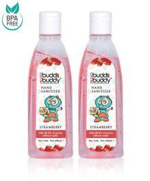 Buddsbuddy Combo of 2 Hand Sanitizer - 50 ml Each