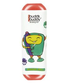 Buddsbuddy 15 Pieces Brushing Kit - Red
