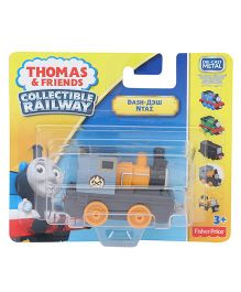 Thomas And Friends Fisher Price Die cast Dash Toy Engine - Yellow and Black