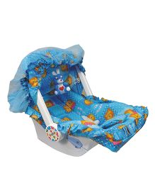 Ehomekart 7 In 1 Carry Cot - Blue
