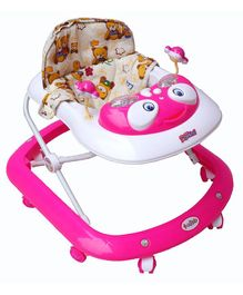 Ehomekart Dora Musical Walker Adjustable - Pink