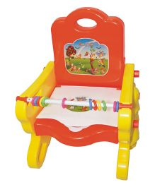 Ehomekar Toilet Training Chair - Red