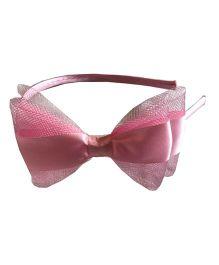 Tickles 4 U Mesh Hairband - Pink