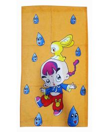 Sassoon Towel Animal Design - Multicolour