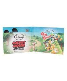 Mickey Mouse & Friends Paper Wallet Picnic Print - Multi Color