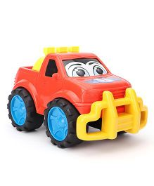 Bloomy Big Fun Toy Car - Blue