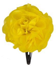 Miss Diva Elegant Single Flower Tic Tac - Yellow