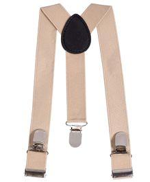 Miss Diva Smart Suspender - Beige
