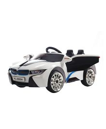 Toyhouse BMW Battery Operated Ride-on Car - White