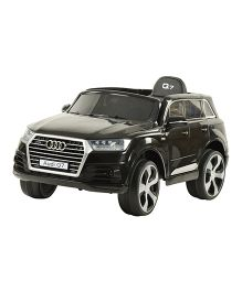 Toyhouse Audi Q7 Battery Operated Ride on - Black